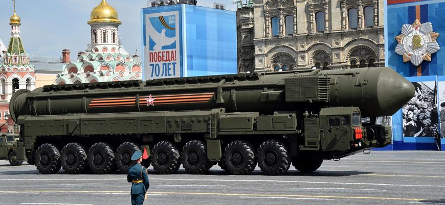 Rusya: ABD, Asya ve Avrupa'ya füze konuşlandırmadıkça biz de yapmayacağız
