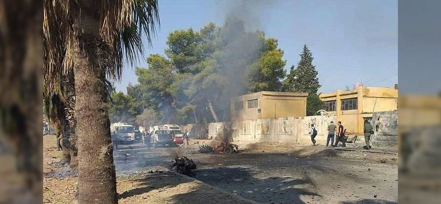 YPG kontrolündeki Kamışlı'da bombalı araç saldırısı