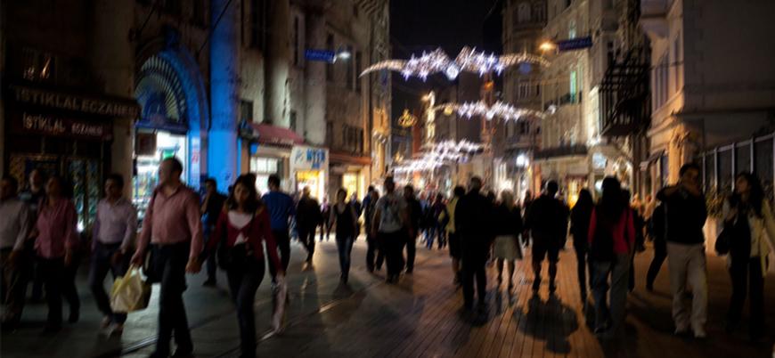 Suudi Arabistan vatandaşlarını uyardı: 'Hava karardıktan sonra Şişli ve Taksim'e gitmeyin'