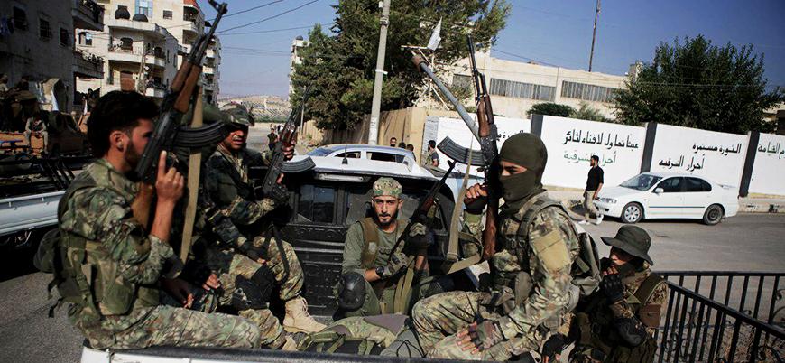 Türkiye destekli muhalifler Rusya ve İran'a karşı İdlib'e takviye güç gönderiyor