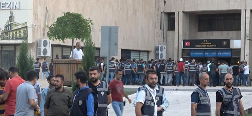 Diyarbakır Mardin ve Van belediyelerine kayyum atandı
