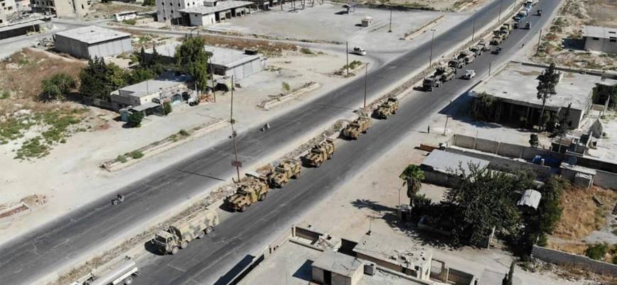 Rusya ve Esed rejimi İdlib'de TSK konvoyunu vurdu