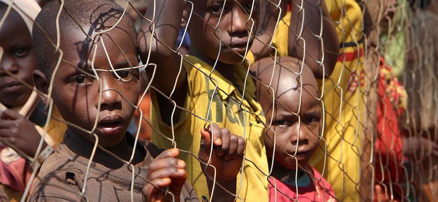 Dünyada 70 milyon insan mülteci konumunda