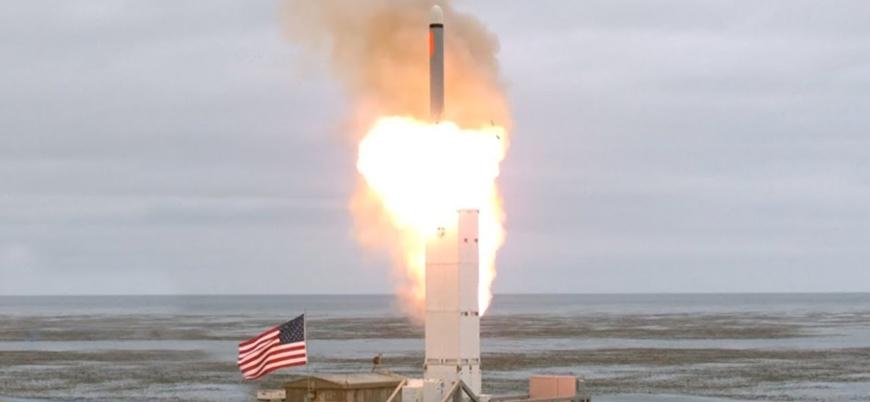 ABD INF'nin iptali sonrası ilk kez füze denedi