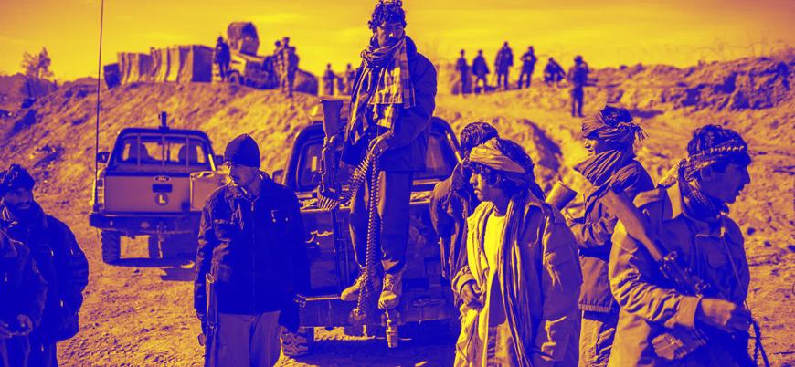 ABD'nin çekilmesinin ardından Afganistan yeni bir iç savaşa hazırlanıyor