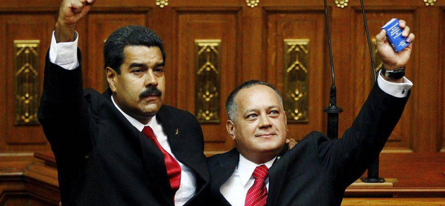 """""""ABD Venezuela'nın iki numaralı ismiyle gizli görüşmeler yapıyor"""""""