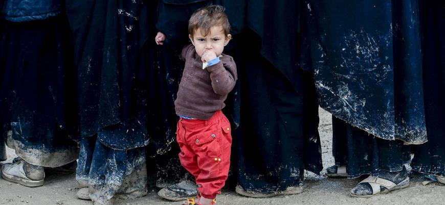 IŞİD mensuplarının çocukları Almanya'ya getiriliyor