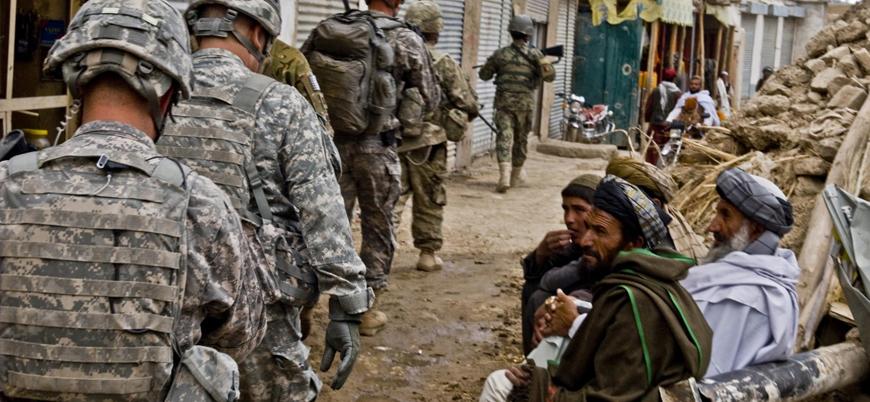 ABD Afganistan'daki asker sayısını 2 bin 500'e düşürdü