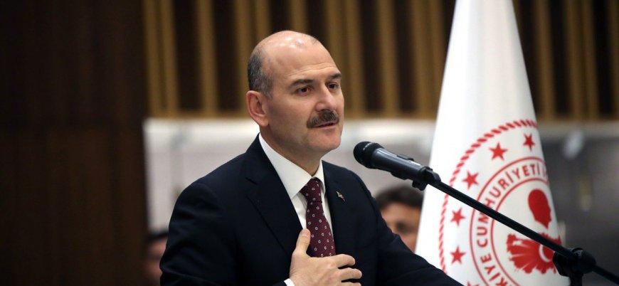 İçişleri Bakanı Soylu: Amerikalılar Suriye'de MLKP ile görüştü