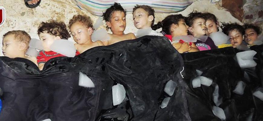 Doğu Guta'da binden fazla sivilin öldürüldüğü kimyasal katliamın 7'nci yılı
