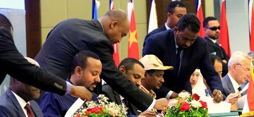 Sudan'da 11 üyeli yeni dönem konseyi kuruldu