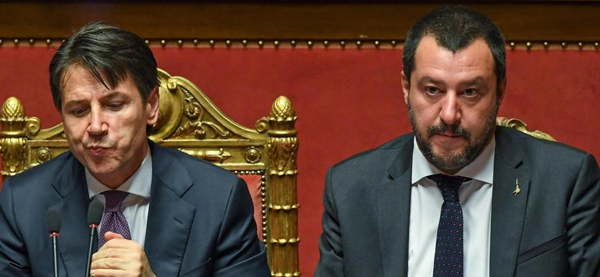 İtalya seçime gidebilir: Başbakan istifa etti