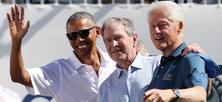 ABD Başkanları emekliliklerinde dahi milyonlarca dolar kazanıyor