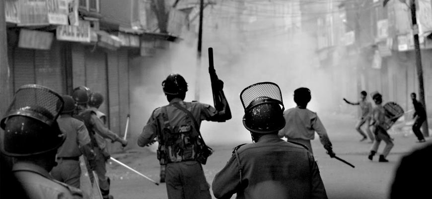 Hindistan'ın ilhak kararının ardından Keşmir'de ilk çatışma: 2 ölü