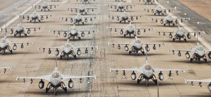 ABD'den Tayvan'a 66 adet F-16 satışı: Çin yaptırım uygulayacak
