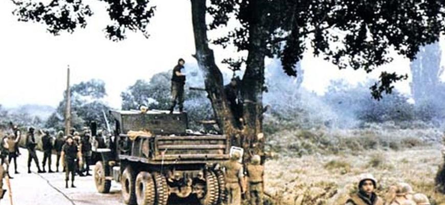 Kuzey Kore'de ABD askerlerinin baltalarla öldürüldüğü 'Ağaç budama operasyonu'