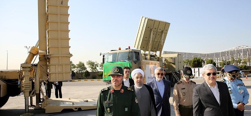 İran 'yerli üretim' yeni hava savunma sistemini tanıttı: Bavar 373
