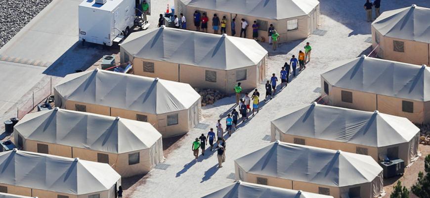 ABD göçmen çocukları süresiz alıkoyabilecek