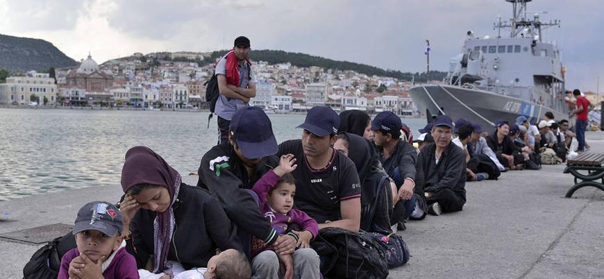 """""""Türkiye'den Avrupa'ya geçen kaçak göçmenlerin sayısı üç kat arttı"""""""