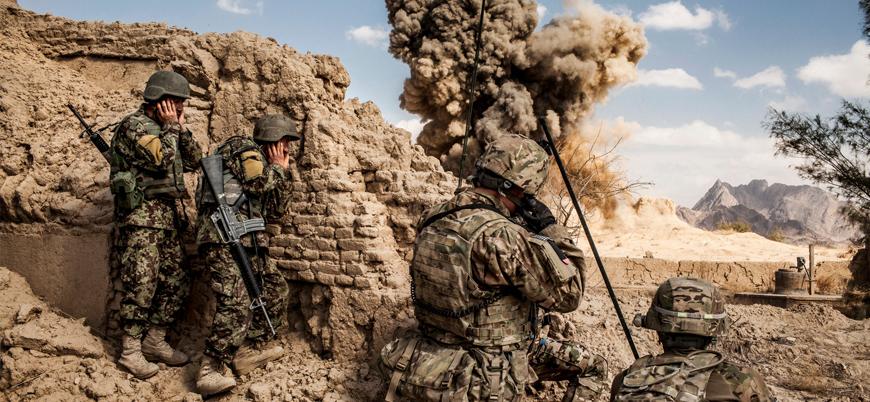 Afganistan barış görüşmeleri devam ederken Taliban-ABD arasındaki çatışmalar son hız sürüyor