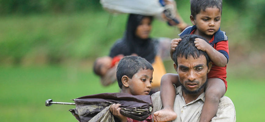 Hakları güvende değil: Arakanlılar ülkelerine dönmek istemiyor