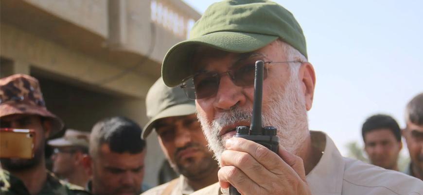 Haşdi Şabi lideri: Irak'taki hava saldırılarından ABD sorumlu