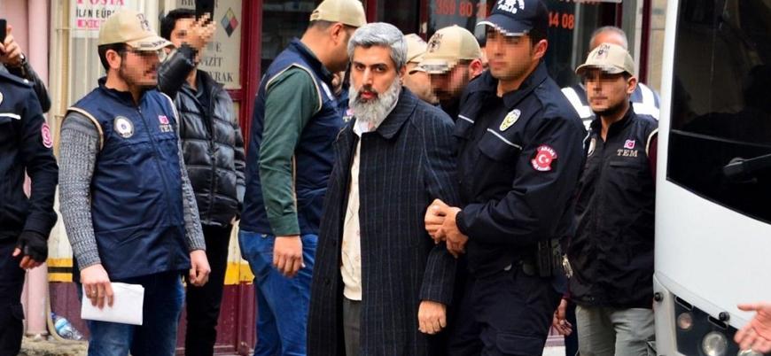 Furkan Vakfı kurucusu Alparslan Kuytul'un tutukluğunun devamına karar verildi