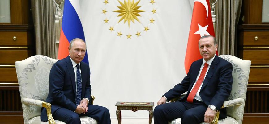 İdlib krizi sonrası Erdoğan ile Putin telefonda görüştü