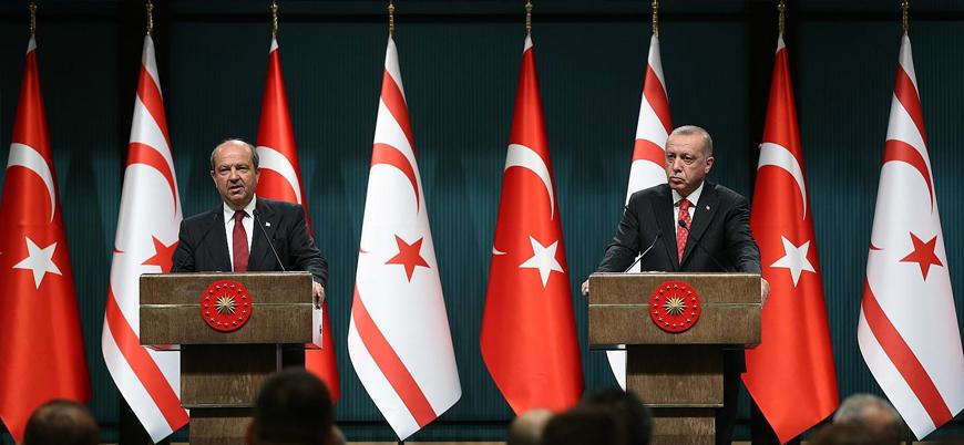 Erdoğan'dan Doğu Akdeniz mesajı: Gereken cevabı veririz