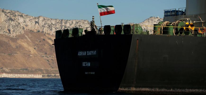 ABD: Akdeniz'deki İran tankerine kim yardım ederse yaptırım uygularız