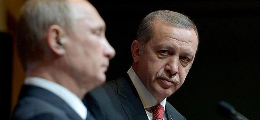 Erdoğan'dan Putin'e 'İdlib' uyarısı