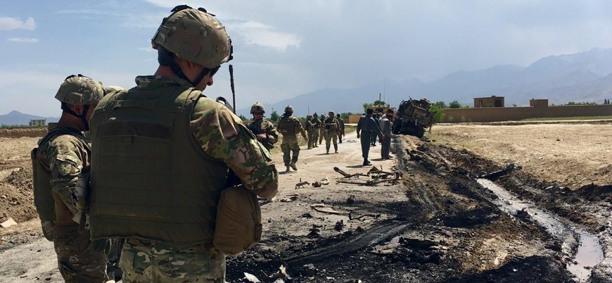 Afganistan'da 1 ABD ve 1 Romanya askeri öldü