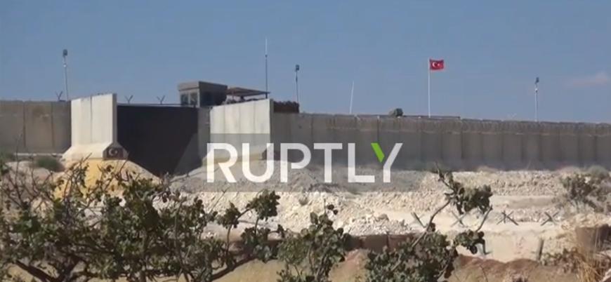 Rus haber ajansı Esed rejiminin kuşattığı Türk gözlem noktasını görüntüledi