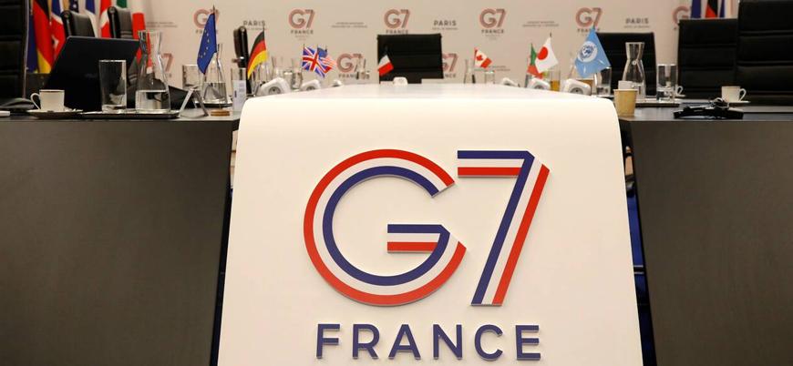 Fransa'daki G7 Zirvesi'nde neler konuşulacak?