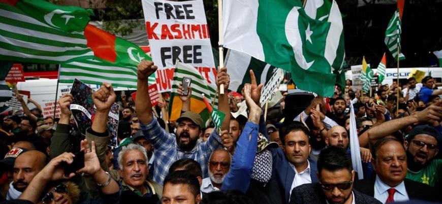 Hindistan kontrolündeki Keşmir'de gerilim tırmanıyor