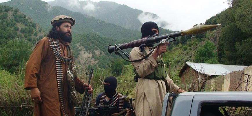 Pakistan Talibanı Güney Veziristan'da polis güçlerine saldırdı