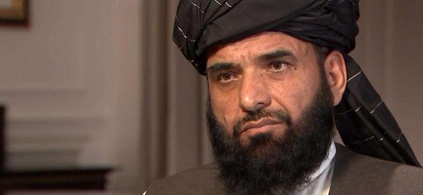 Taliban Sözcüsü Şahin: IŞİD'e karşı mücadelemizde mevzilerimiz bombalandı