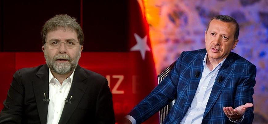 """Ahmet Hakan'dan Erdoğan'a: """"Eğer tutsak alındıysanız ekranda üç kez göz kırpın"""""""