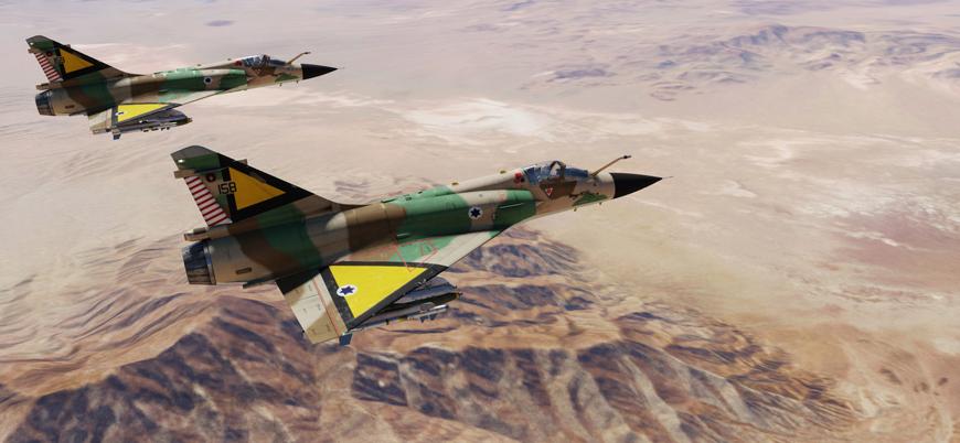Nasrallah'ın tehdidinin ardından: İsrail'den Lübnan'da Filistinli gruba hava saldırısı