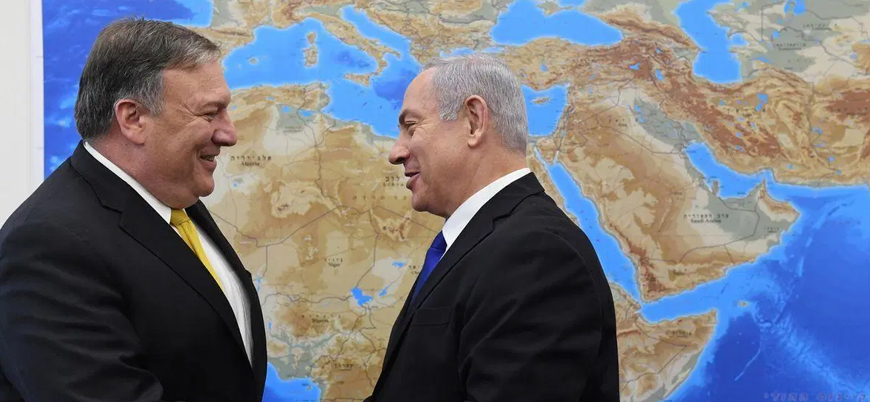 ABD: İsrail'in kendini savunma hakkını destekliyoruz