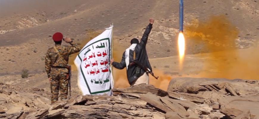 İran destekli Husiler Suudi Arabistan'ın başkenti Riyad'ı vurdu