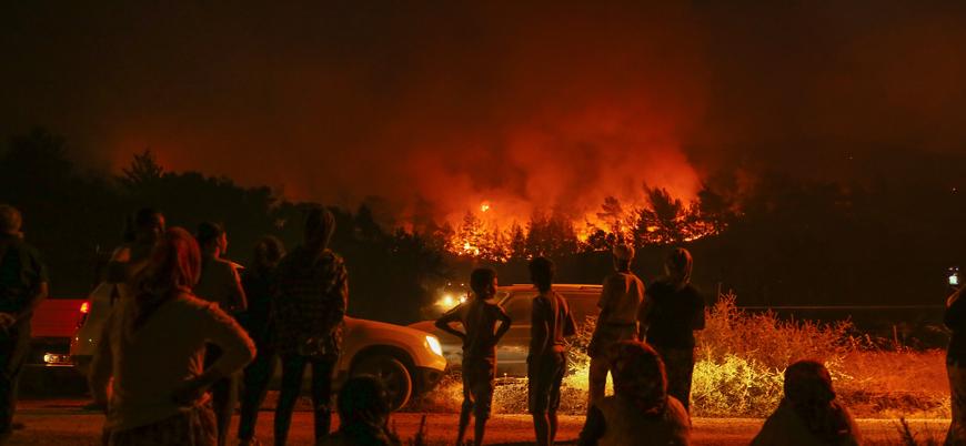 Türkiye'de bu yıl 5 bin 465 hektar orman yandı