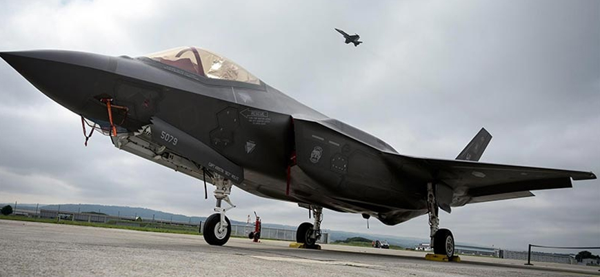 ABD'nin Türkiye yaptırımları: F-35'lerle ilgili açıklama