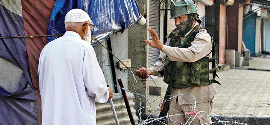 Keşmir'deki sağlık krizine dikkat çeken genç doktor Hint polisince kaçırıldı