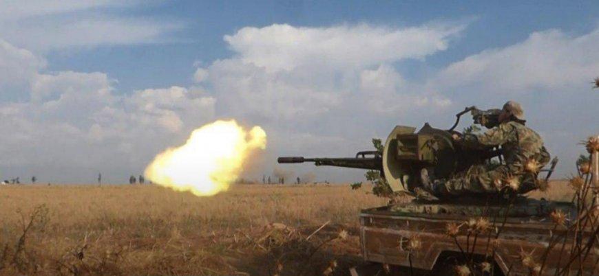 Suriyeli muhalifler İdlib'in güneyinde saldırı başlattı
