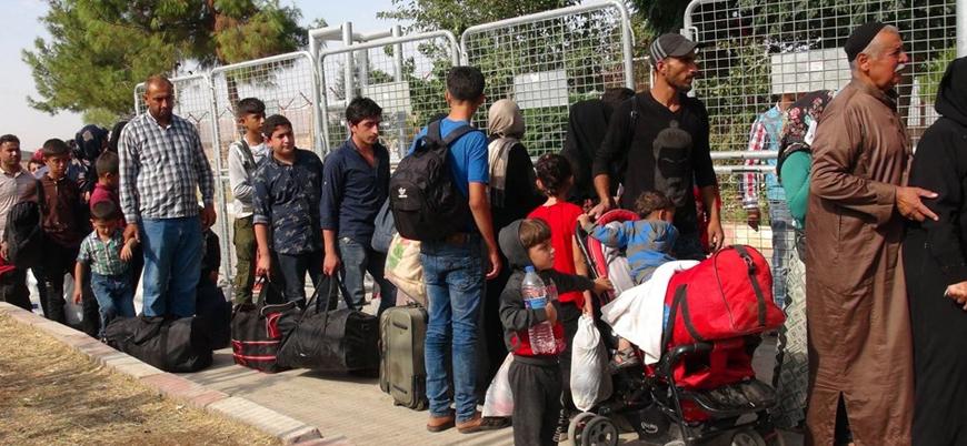 İstanbul Valiliği gönderilen kaçak göçmen sayısını açıkladı