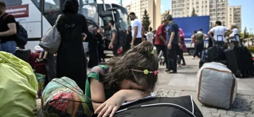 İstanbul Valiliği bu 5 şartı taşıyan sığınmacıları başka illere göndermeyecek