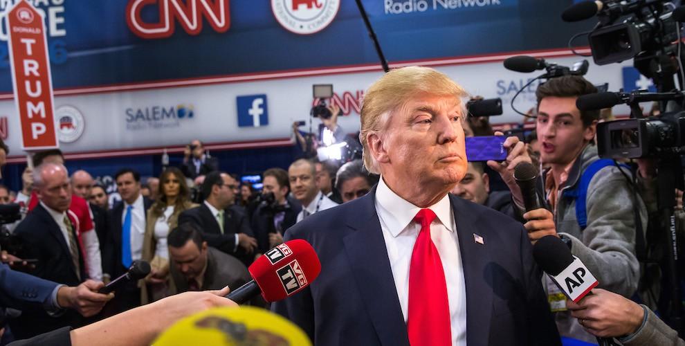 7 maddede Trump'ın medyayı kontrol altına alma stratejisi