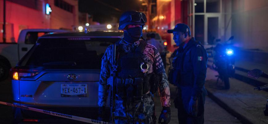 Meksika'da gece kulübüne saldırı: 23 ölü 13 yaralı
