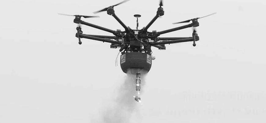 Lübnan İsrail drone'larına ateş açtı